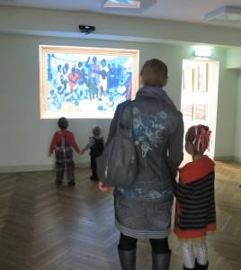 Interaktyvi siena  2014 11 30  V Gaudiesiute